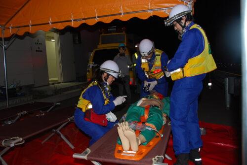 小浜病院DMAT活動