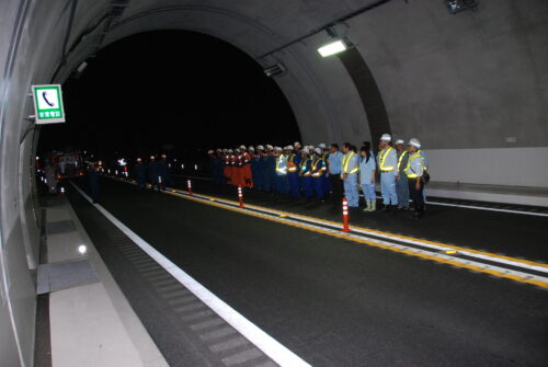 消防・DMAT・NEXCO西日本